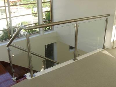 Glass Balustrade Framed Design 9-9