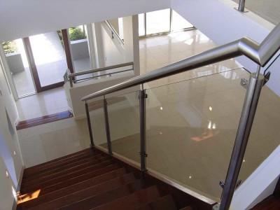 Glass Balustrade Framed Design 9-10