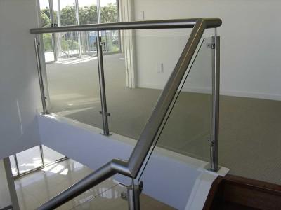 Glass Balustrade Framed Design 9-11