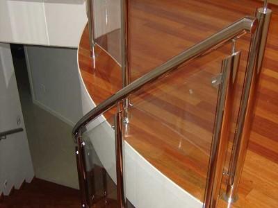 Glass Balustrade Framed Design 9-20