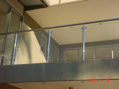 Glass Balustrade Framed Design 9-22