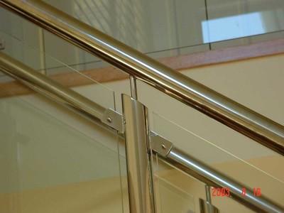 Glass Balustrade Framed Design 9-23