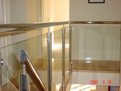 Glass Balustrade Framed Design 9-25