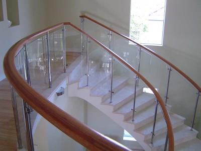 Glass Balustrade Framed Design 9-29