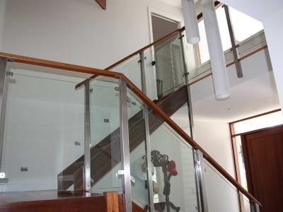 Glass Balustrade Framed Design 9-31