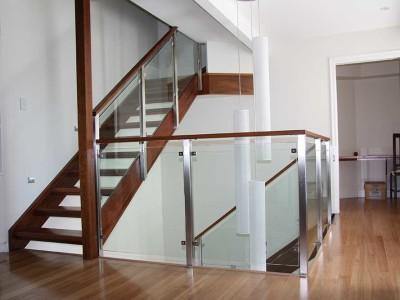 Glass Balustrade Framed Design 9-32