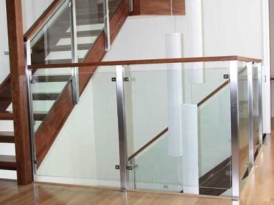 Glass Balustrade Framed Design 9-33