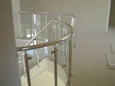 Glass Balustrade Framed Design 9-35