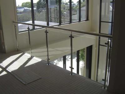 Glass Balustrade Framed Design 9-36