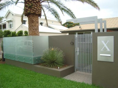Glass Pool Fencing Frameless Design 12 Side Fixed-13