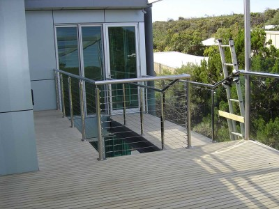 Stainless Steel Balustrades-16