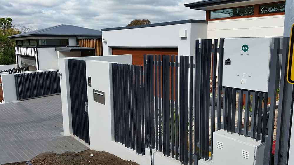 Highgate Hill Edge Series Balustrade project