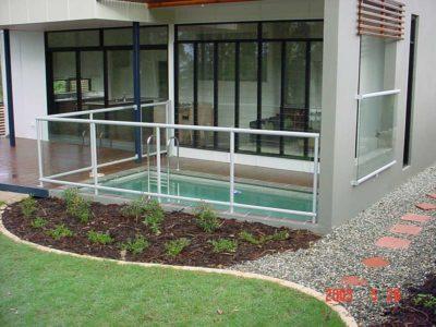 Glass Pool Fencing Design 1-6