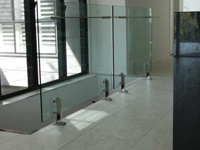 Edge Series Frameless Glass Balustrades