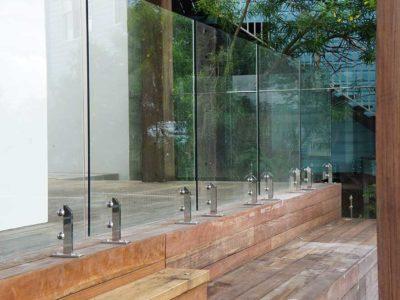 Edge Series Glass Balustrade
